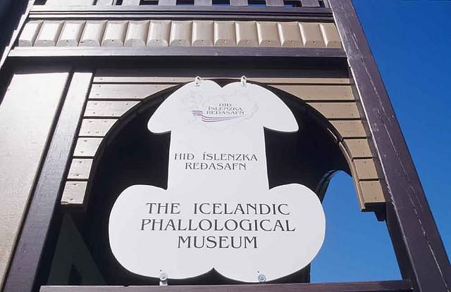 The Iceland Phallological Museum, Reykjavik