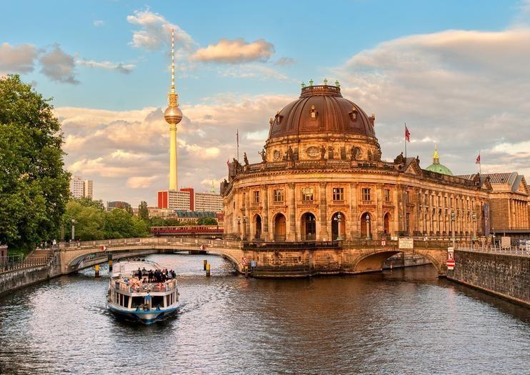 museum isalnd berlin