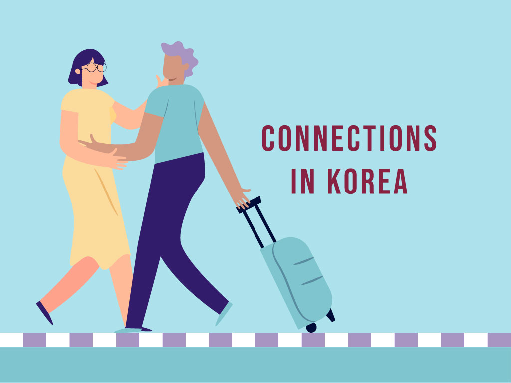 Connections-In-Korea